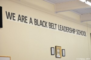 We Are A Black Belt Leadership School